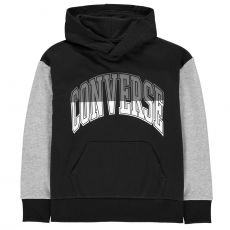 Dětská mikina Block Hoodie Junior Boys Converse