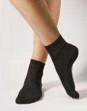 Ponožky stredné 82004P GINA