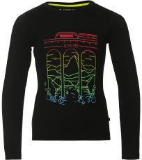 Detské tričko s dlhým rukávom DIDILO 3 ALPINE PRO