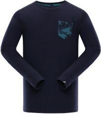 Pánské triko s dlouhým rukávem ISMAT ALPINE PRO