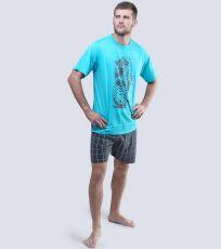 Pánské pyžamo krátké 79038-MYMDxG GINA