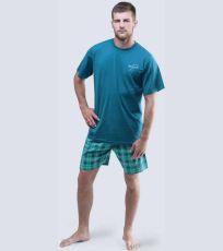 Pánské pyžamo krátké 79042-DZMMYM GINA