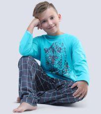 Chlapčenské pyžamo dlhé 79051-MYMDxG GINA