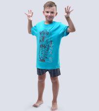 Chlapecké pyžamo krátké 79052-MYMDxG GINA