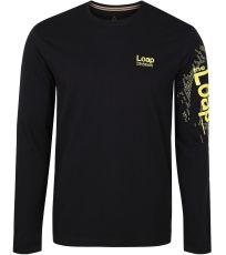 Pánske tričko s dlhým rukávom BAHU LOAP