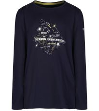 Detské tričko s dlhým rukávom Wilder REGATTA