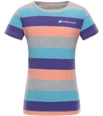 Detské tričko PENSIERO 4 ALPINE PRO