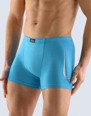 Pánské boxerky s kratší nohavičkou 73077-DxALGB GINA