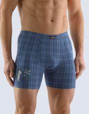 Pánske boxerky s dlhšou nohavičkou 74097-DGM GINA