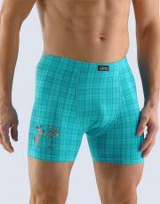 Pánske boxerky s dlhšou nohavičkou 74097-DYM GINA