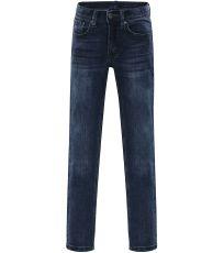 Detské jeans ALGODO 2 ALPINE PRO