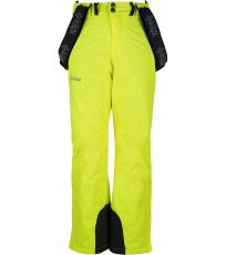 Chlapčenské lyžiarske nohavice MIMAS-JB KILPI