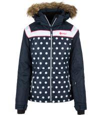 Dámská lyžařská bunda - větší velikosti BABU-W KILPI