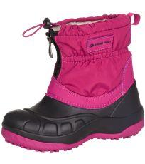 Dětská zimní obuv SAVIO ALPINE PRO