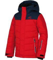 Chlapčenská zimná bunda KINAM JR HANNAH