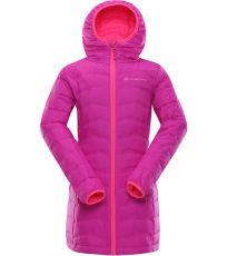 Detský kabát ADRIANNO 2 ALPINE PRO