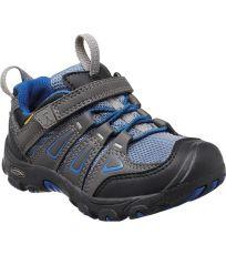 OAKRIDGE LOW WP K Dětské trekové boty KEEN