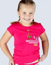 Dívčí triko 28003-MME GINA