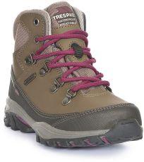 Chlapčenská outdoorová obuv GLEBE II Trespass