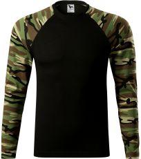 Triko unisex Camouflage LS ADLER