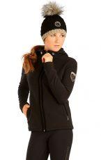 Bunda dámská s kapucí. J1050901 LITEX