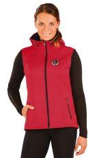 Vesta dámská s kapucí. J1051306 LITEX