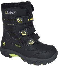 Dětské zimní boty KITTAY LOAP