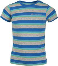 Detské tričko PENSIERO 2 ALPINE PRO
