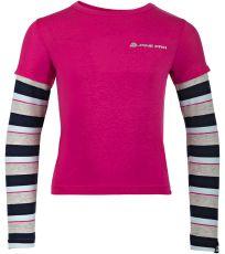 Detské tričko DILILO 2 ALPINE PRO
