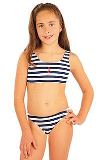 Dievčenské plavky nohavičky bokové 50503 LITEX