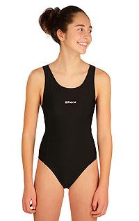 Dievčenské jednodielne športové plavky 50587 LITEX