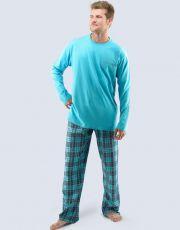 Pyžamo dlouhé pánské 79035-MYMDxG GINA