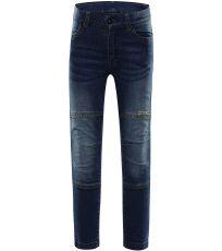 Detské jeansové nohavice CHIZOBO 2 ALPINE PRO