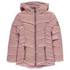Dievčenské bunda Bubble Coat Junior Girls Everlast