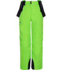 Chlapecké lyžařské kalhoty METHONE-JB KILPI
