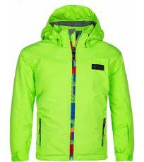 Chlapecká lyžařská bunda LIGAS-JB KILPI