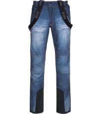 Pánske softshellové nohavice JEANSO-M KILPI