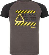 Chlapčenské bavlnené tričko SALO-JB KILPI