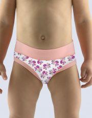 Dievčenské nohavičky klasické 20019-LBEMxB GINA