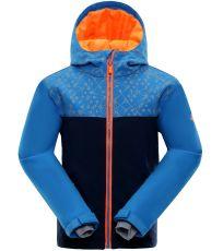 Dětská softshellová bunda TAKHO 2 INS. ALPINE PRO