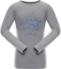 Dětské triko s dlouhým rukávem TEOFILO 4 ALPINE PRO