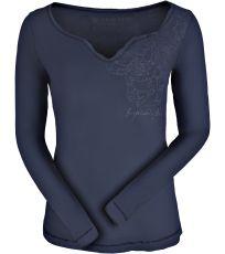 Dámske tričko s dlhým rukávom TIANA ALPINE PRO