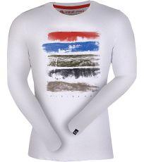 Pánske tričko s dlhým rukávom NASIR ALPINE PRO