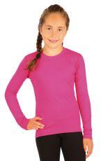 Termo tričko detské s dlhým rukávom. 51430 LITEX