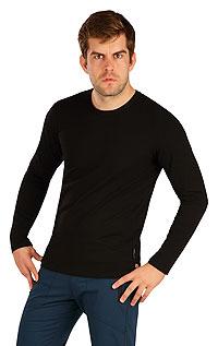 Tričko pánske s dlhým rukávom 5B296901 LITEX