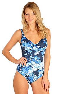 Jednodielne plavky s kosticami 6B013 LITEX
