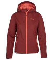 Dámská outdoorová bunda - větší velikosti ORLETI-W KILPI
