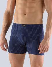 Pánske boxerky s dlhšou nohavičkou 74105-DCMMBM GINA