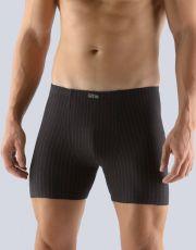 Pánske boxerky s dlhšou nohavičkou 74105-MxCDER GINA