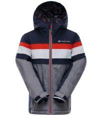 Detská lyžiarska bunda WIREMO 2 ALPINE PRO